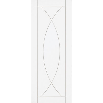 Image for Havant Primed White Internal Door - 762mm Wide from StoreName
