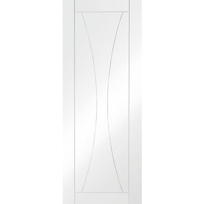 Image for Malvern Primed White Internal Door - 610mm Wide from StoreName