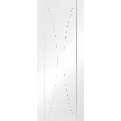 Image for Malvern Primed White Internal Door - 762mm Wide from StoreName