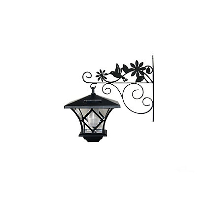 Image for Decorative Solar Wall Lantern from StoreName