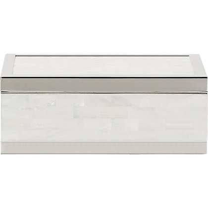 Image for Schreiber Silver Jewellery Box from StoreName