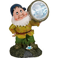 Solar Gnome Light