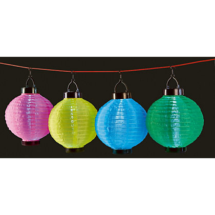 Image for Solar Chinese Lantern from StoreName