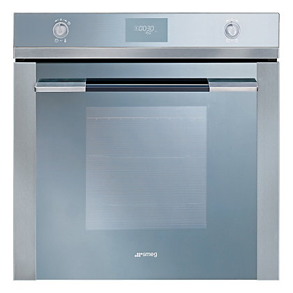 Image for Smeg SF109 60cm Linea Multifunction Oven - Stainless Steel from StoreName