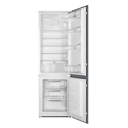 Image for Smeg C7280FP Built-in Fridge Freezer 60/40 - 60cm from StoreName