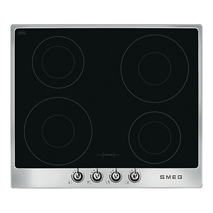 Image for Smeg PI964X Victoria Induction Hob - 60cm from StoreName