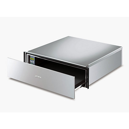 Image for Smeg CTP15X Cucina Warming Drawer -15cm from StoreName