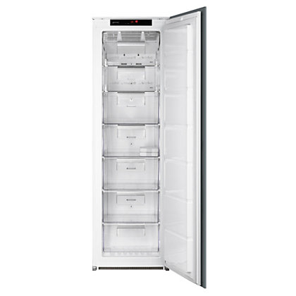 Image for Smeg S7220FNDP Integrated Column Freezer - 60cm from StoreName