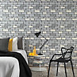 Graham & Brown Hemingway The Wall Stone Wallpaper
