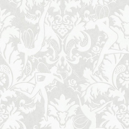Image for Marcel Wanders Forest Muse White Wallpaper from StoreName