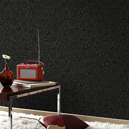 Image for Marcel Wanders Petit Papillion Back Wallpaper from StoreName