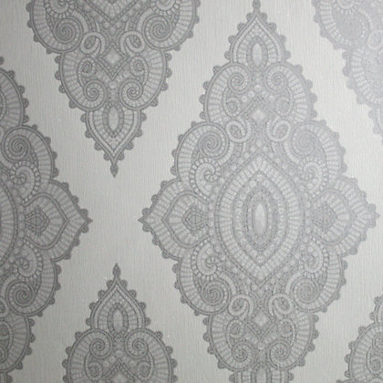 Image for Julian McDonald  Jewel Pearl & Silver Wallpaper from StoreName