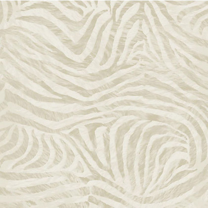Image for Graham & Brown Zebra Taupe Wallpaper from StoreName