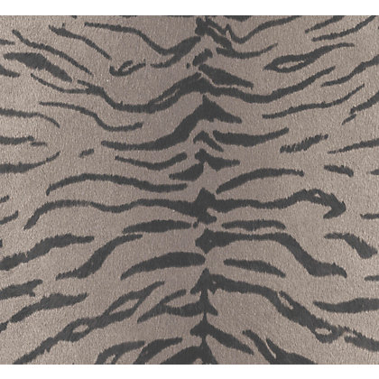 Image for Graham & Brown Tiger Skin Taupe Wallpaper from StoreName