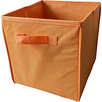 Non-Woven Storage Box - Orange