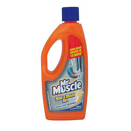 Image for Mr Muscle Sink and Drain Gel - 500ml from StoreName