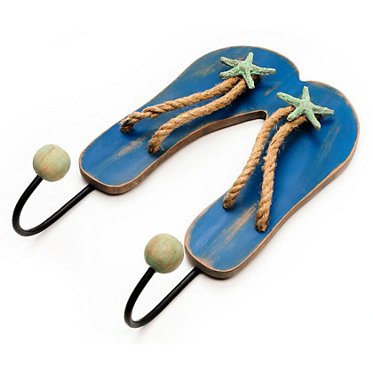 Image for Flip Flop 2 Peg Coat Hook from StoreName