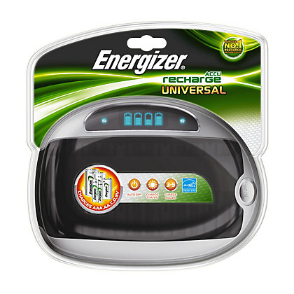 Image for Energizer Universal Charger from StoreName
