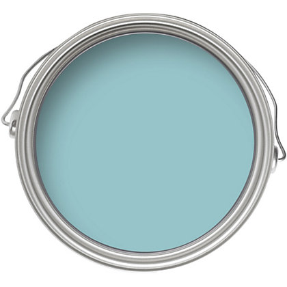Image for Johnstones Kitchen & Bathroom Mid Sheen Paint - Blue Shores - 2.5L from StoreName