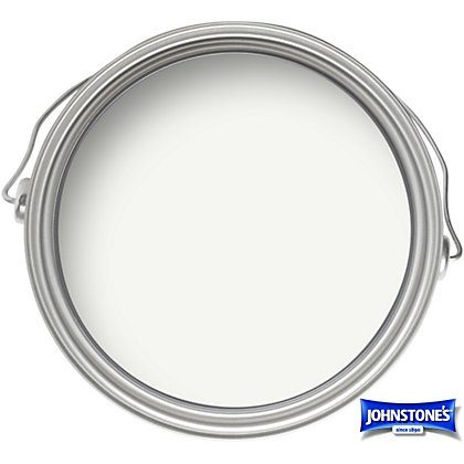 Image for Johnstones Quick Dry Gloss Brilliant White - 2.5L from StoreName