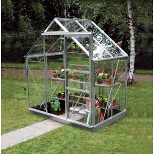 Buy Greenhouse With Horticultural Glass