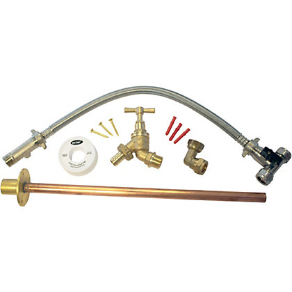 Image for Oracstar Professional Garden Tap Kit from StoreName