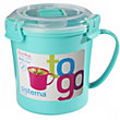 Sistema Soup To Go Mug - Assorted Colours