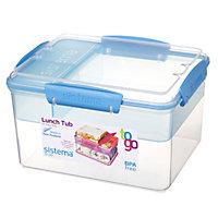 Sistema Lunch Tub To Go - 2.3L - Assorted Colours