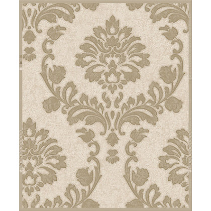 Image for Graham & Brown Dynasty Gold & Natural Wallpaper from StoreName