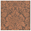 Graham & Brown Gloriana Copper Paste the Wall Wallpaper