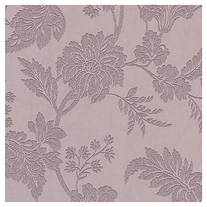 Image for Graham & Brown Artisan Mystique Mulberry Wallpaper from StoreName