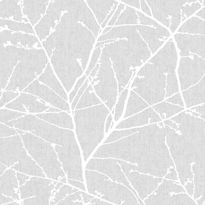 Image for Superfresco Easy Innocence Grey Wallpaper from StoreName