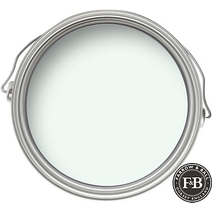 Image for Farrow & Ball No.269 Cabbage White - Exterior Eggshell Paint - 2.5L from StoreName