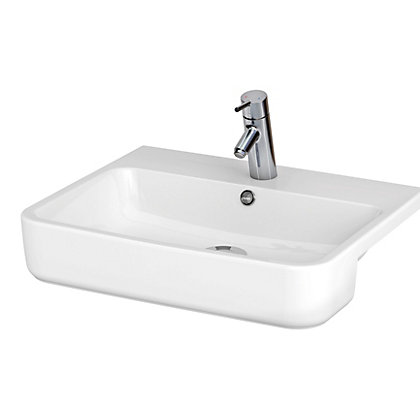 Image for Urban Harmony Wash Semi Recessed Basin from StoreName