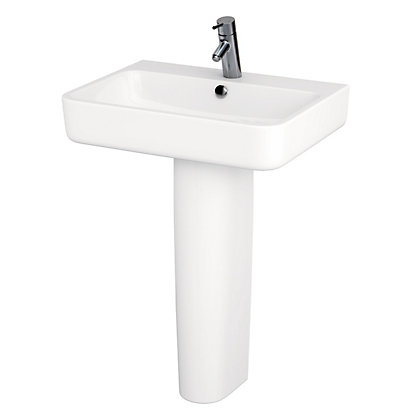 Image for Urban Basin and Full Pedestal - 60cm from StoreName