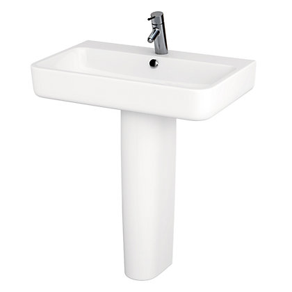 Image for Urban Basin and Full Pedestal - 70cm from StoreName