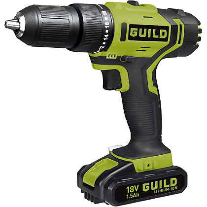 Image for Guild CDT218GH Combi Drill - 18V from StoreName
