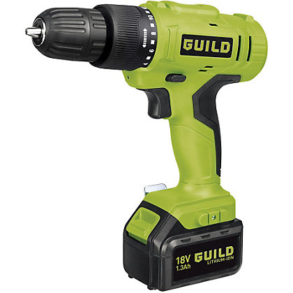 Image for Guild CDI118GL Li-Ion Cordless Combi Drill - 18V from StoreName