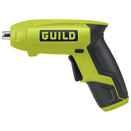 Image for GUILD CSD36G2 3.6V Screw Driver from StoreName