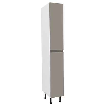 Image for Simply Hygena Kensal Cashmere Larder with Pull Out - 300mm from StoreName