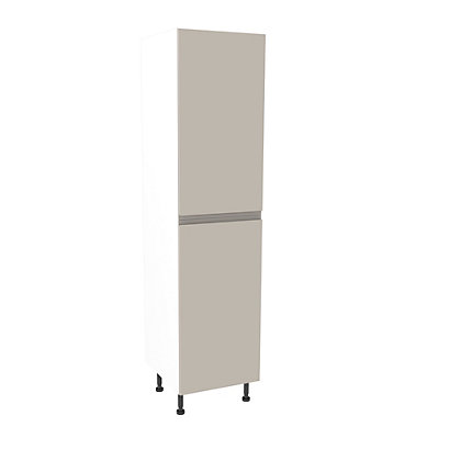 Image for Simply Hygena Kensal Cashmere Larder with Pull Out - 500mm from StoreName