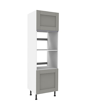 Image for Simply Hygena Southfield Grey Appliance Unit - 450mm & 450mm from StoreName