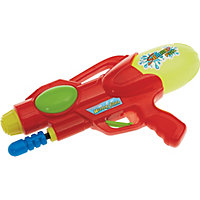 Multicoloured Plastic Water Gun