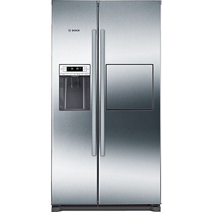 Image for Bosch KAG90AI20G Side by Side Fridge Freezer from StoreName