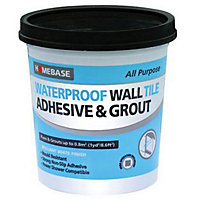 Waterproof Wall Tile Adhesive & Grout