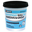 Wall Tile Adhesive & Grout Trade - 13.8kg