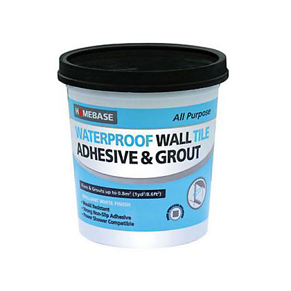 Image for Wall Tile Adhesive & Grout Trade - 13.8kg from StoreName