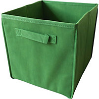 Non-Woven Storage Box - Green