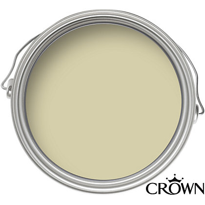 Image for Crown Period Colours Breatheasy Croquet - Flat Matt Emulsion Paint - 2.5L from StoreName