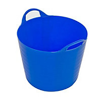 Large Flexi Tub In Blue